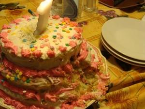 Blog's first birthday!