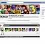 Disney Facebook App