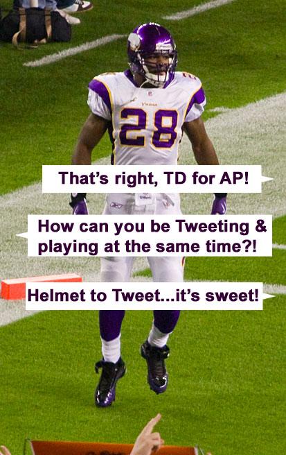 AP Tweeting
