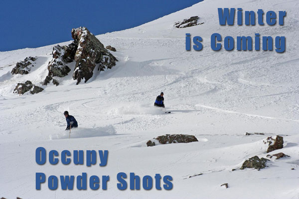 occupy powder shots